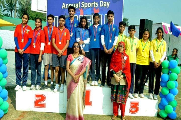 Mayoor School-Annual sports day