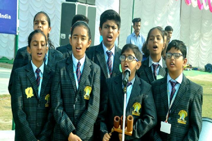 Mayoor School-Prayer