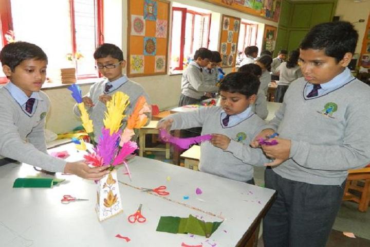 Mayoor School-Art