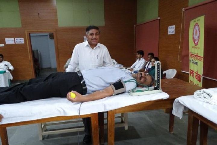 Mayoor School- Medical Camp