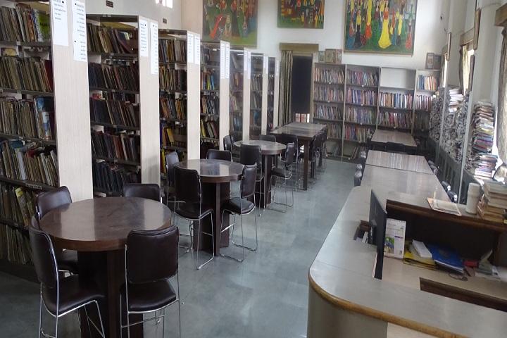 Mayoor School-Library