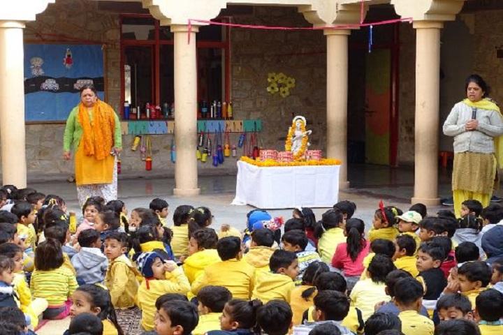 Mayoor School-Pooja