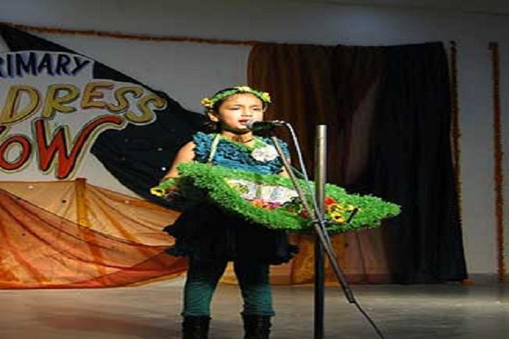 Mayoor School-Singing
