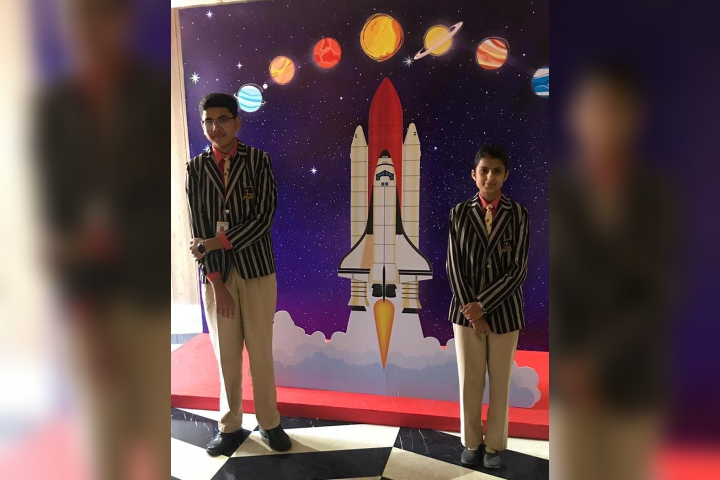 Mittal International School- Science Exhibition