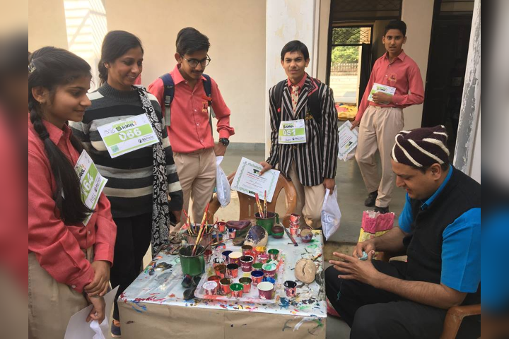 Mittal International School- Art and Craft