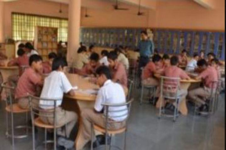 Modern Public School-Study Room