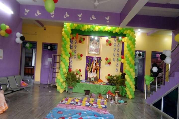 Kiddy Convent High School- Festival celebrations