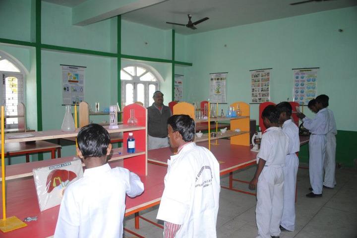 Kiddy Convent High School- lab