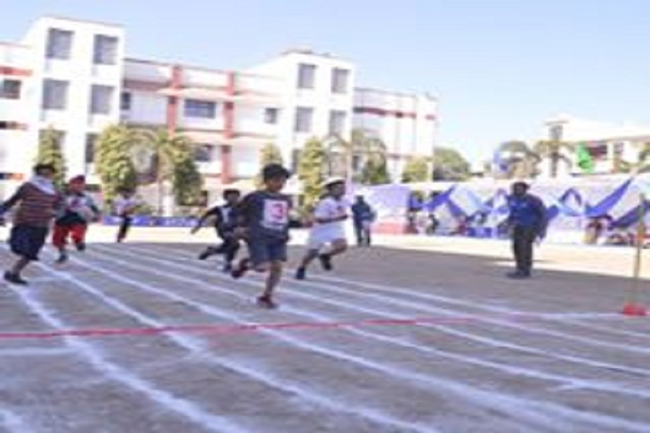 Modern School-Running competitions