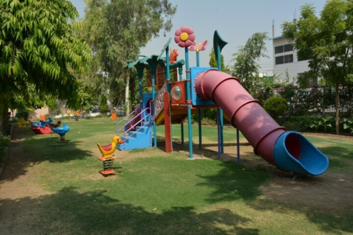 Modi Public School-Primary play station