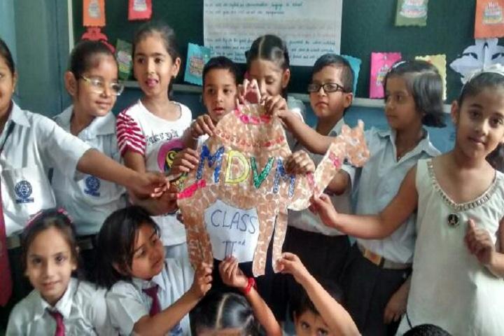 Mohan Lal Dayal Vinay Mandir School-Arts