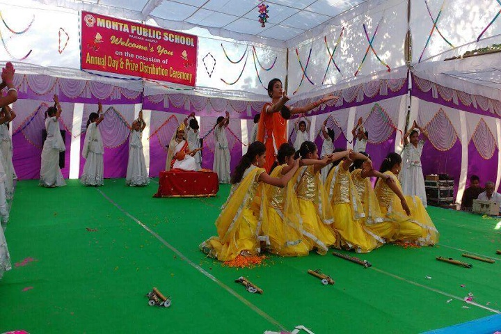 Mohta Public School-Annual Day Celebration
