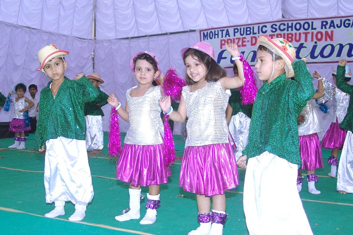 Mohta Public School-Prize Distribution Day