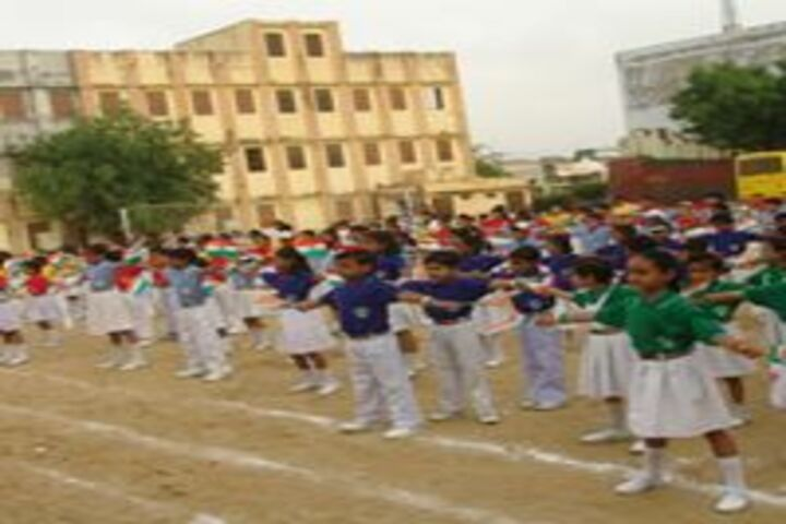 Mohta Public School-Republic Day