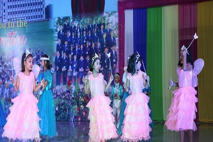 Morning Star St Anselms School-Dances