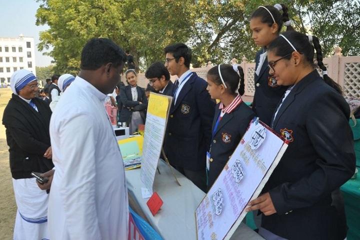 """Morning Star St Anselms School-Hindi language"""