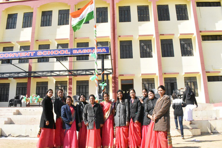 Mount Carmel Convent School-Independence Day
