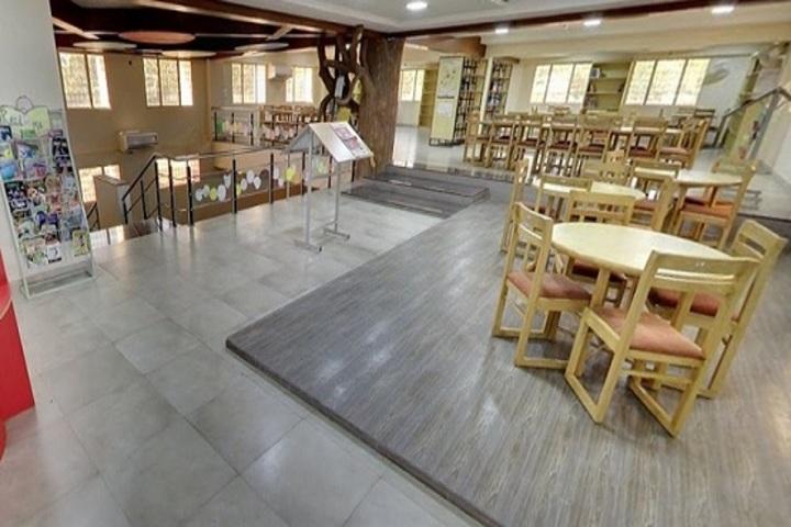 Mount Litera Zee School-Library