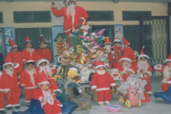 My Own School-Christmas Celebrations