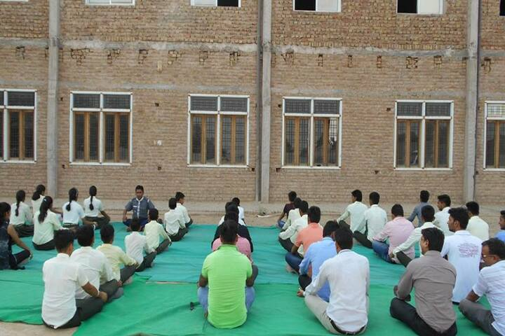 N C A Senior Secondary School-Yoga