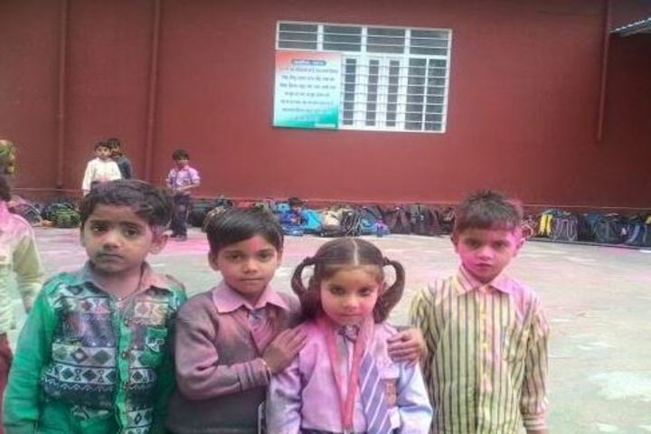 N D  Ganga School-Kids