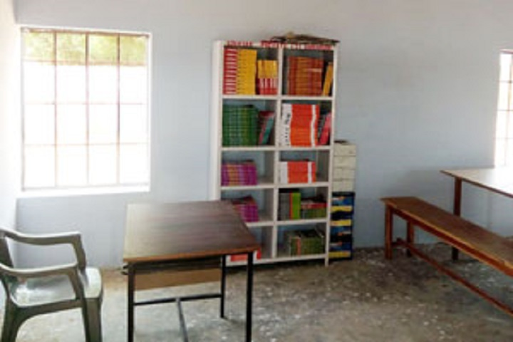 N V N English Medium School-Library