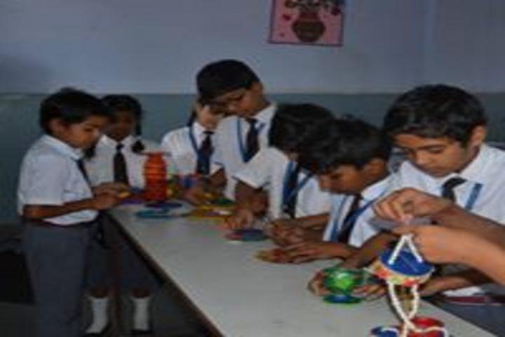 Nalanda Academy-Art