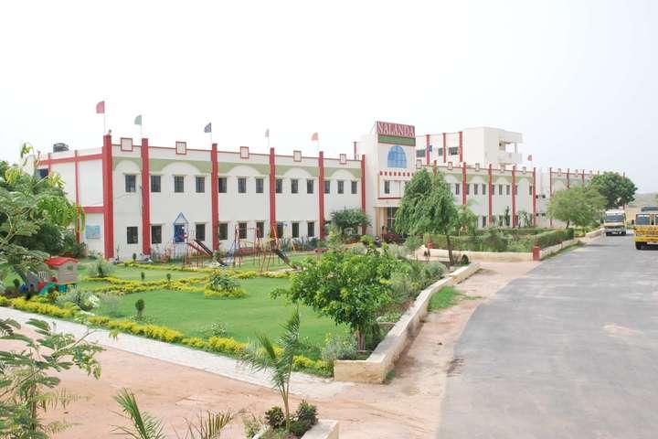Nalanda Academy-Campus