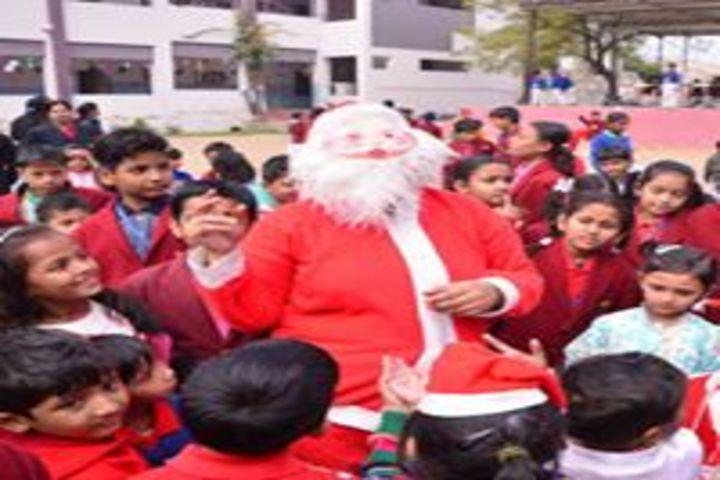Nalanda Academy-Christmas Day