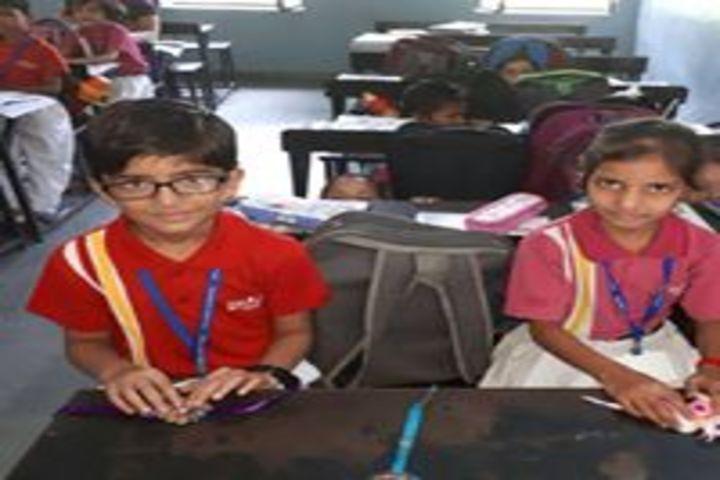 Nalanda Academy-Classroom