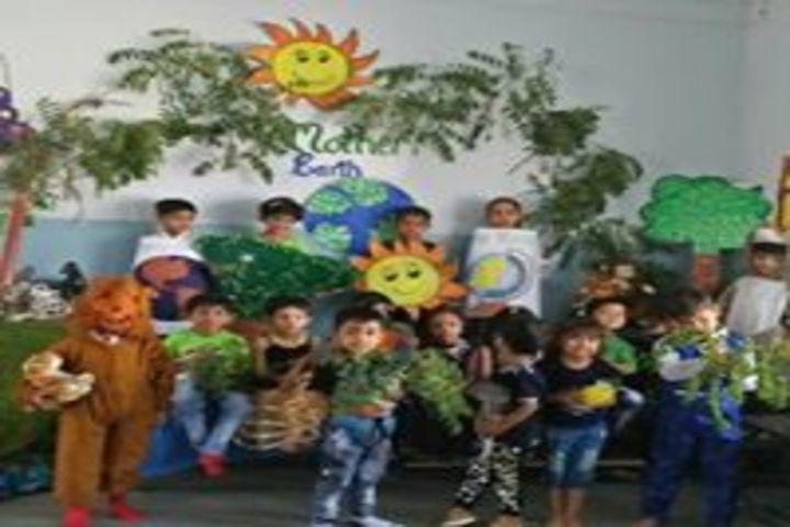 Nalanda Academy-Earth day
