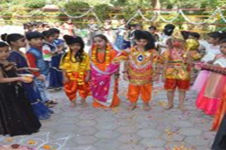 Nalanda Academy-Festive Day
