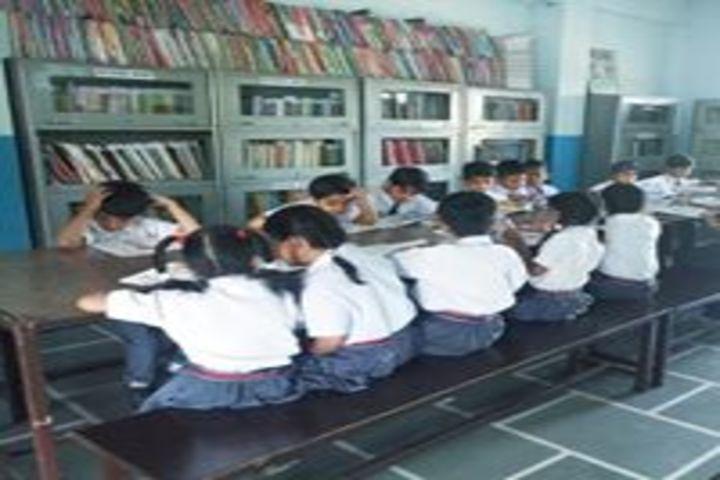 Nalanda Academy-Library