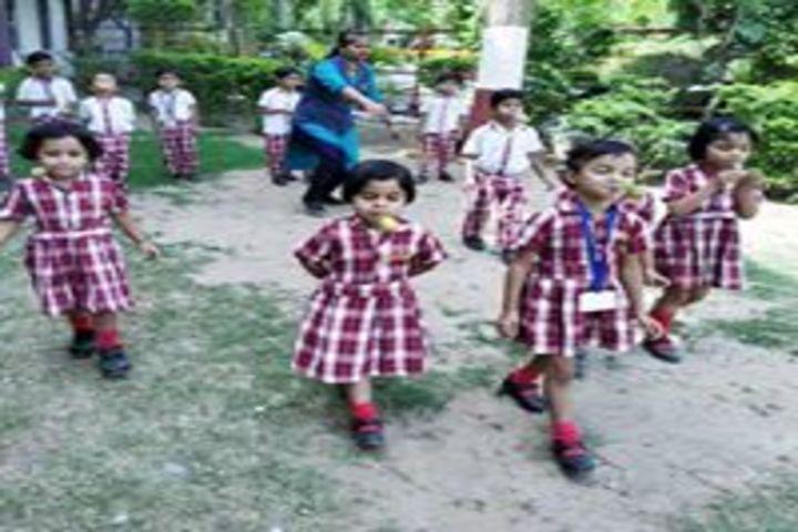 Nalanda Academy-Primary kids Activity