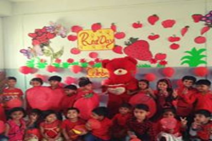 Nalanda Academy-Red Day