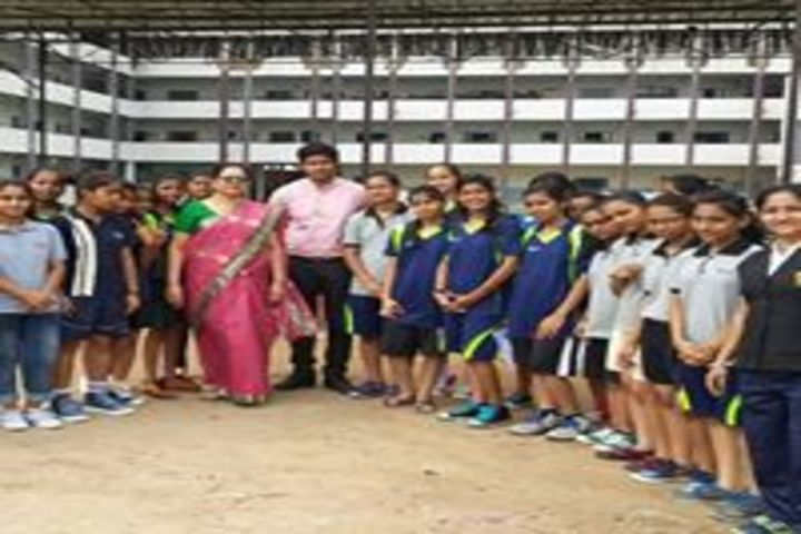 Nalanda Academy-Sports Team