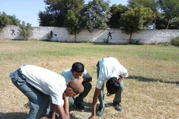 National Academy Day Boarding English-Swachh Bharat