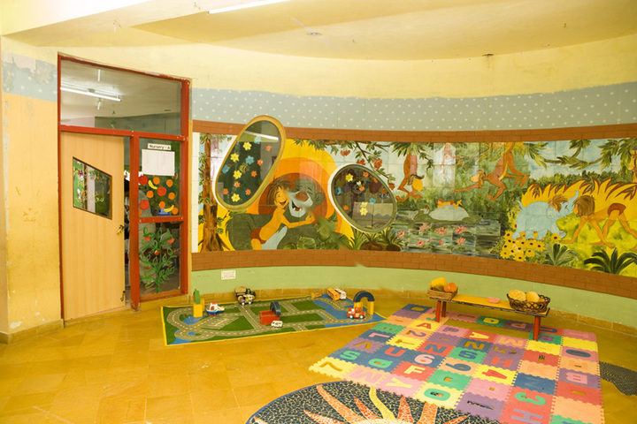 Neerja Modi School-Kids Playroom