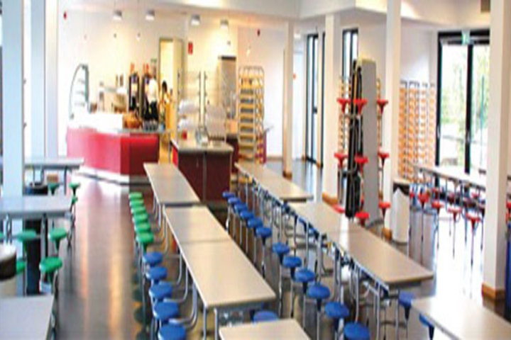New Look Central School-Canteen