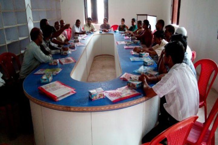 Kiran public school-Academic Counciling Meeting