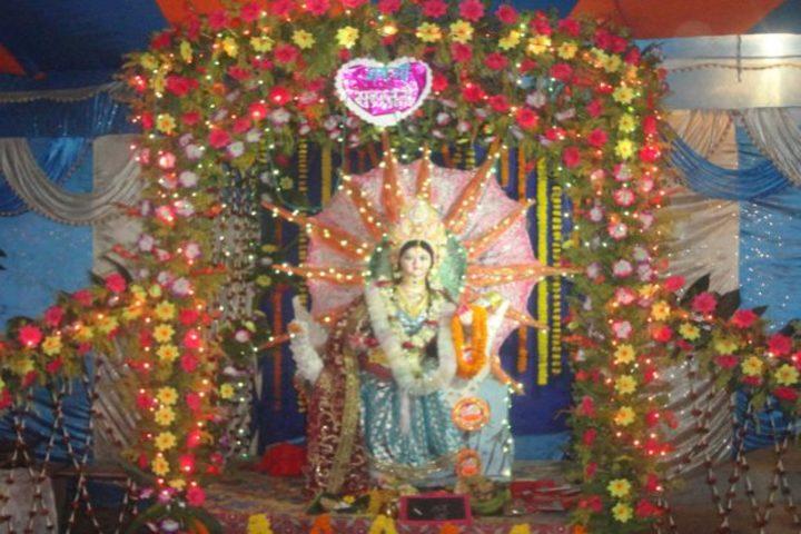 Kiran public school-Festival Celebrations
