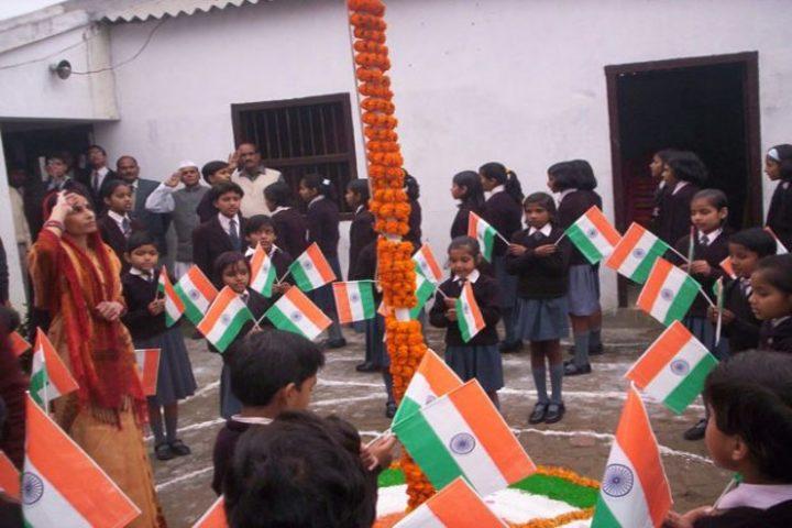 Kiran public school-Independence Day celebrations