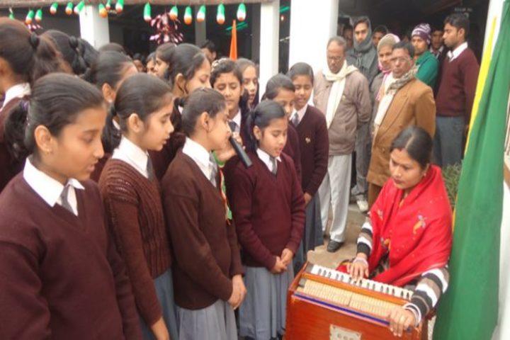 Kiran public school-Music Ceremoney