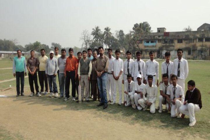 Kiran public school-Sports Day celebrations