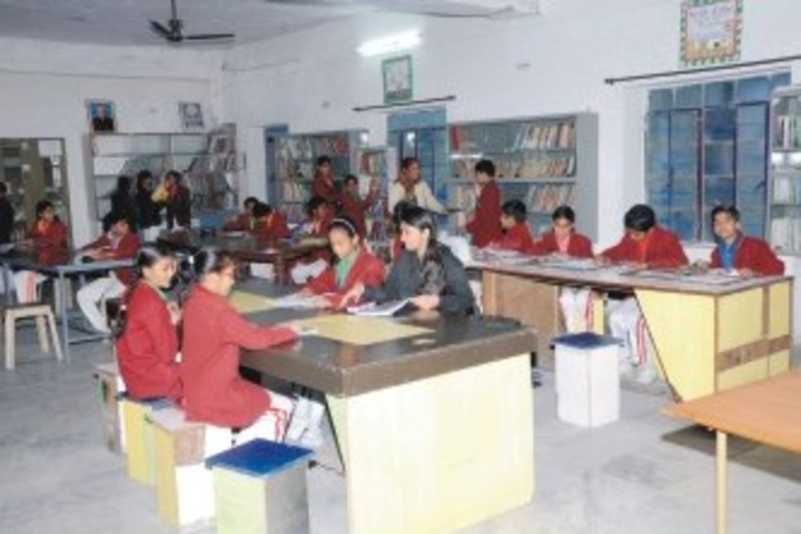 New Look Central School-Library