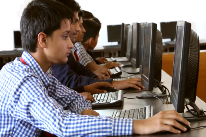 New Look Central School-Computer lab