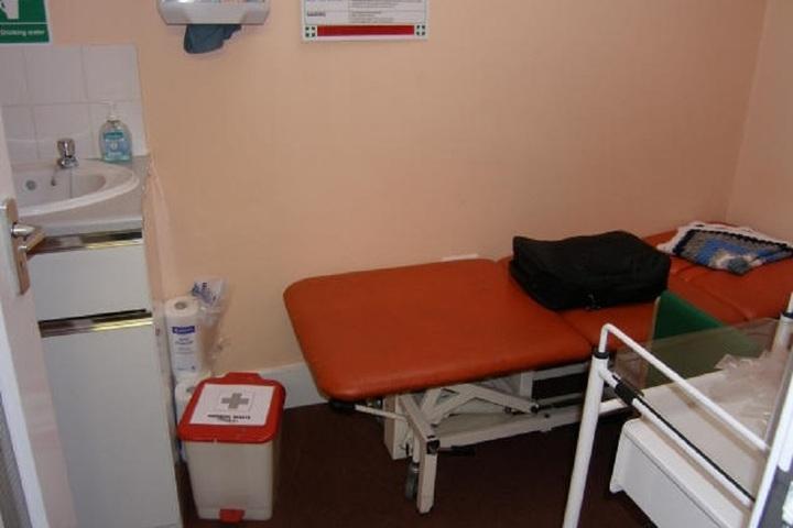 New Rajasthan Public School-Medical facility