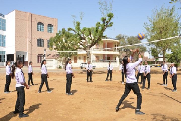 New Rajasthan Public School-Sports
