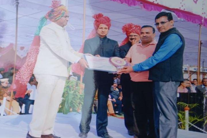 New Saraswati Children Academy-Award