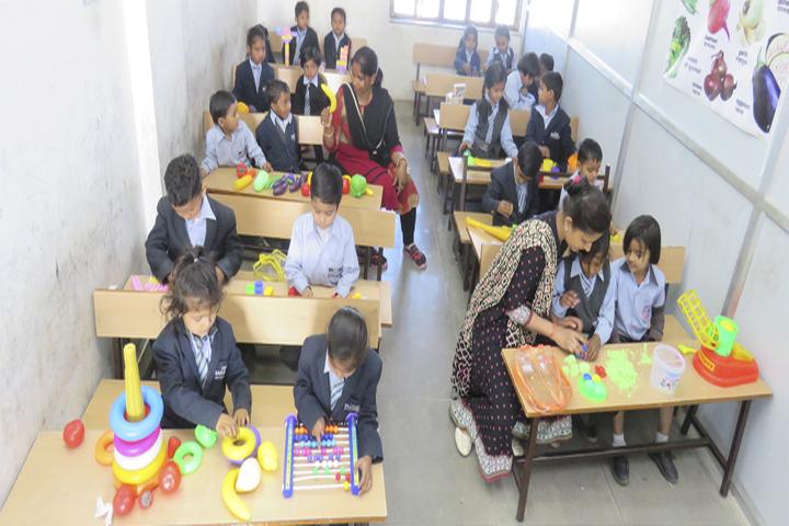 New Saraswati Children Academy-Kids Games